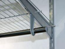 Штанга для одежных вешалок (плечиков) 1200мм - SHVHR2