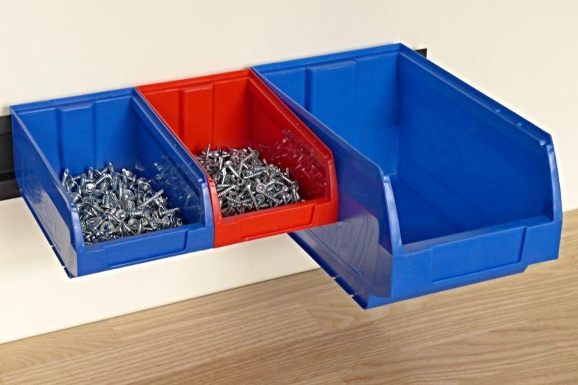 лотки складские пластиковые